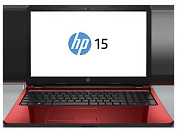 HP 15 Series AMD A6 CPU